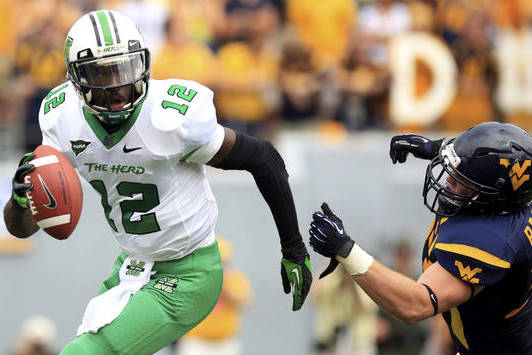 Marshall Football: Western Carolina Is No WVU, Expect a Stampede from the Herd