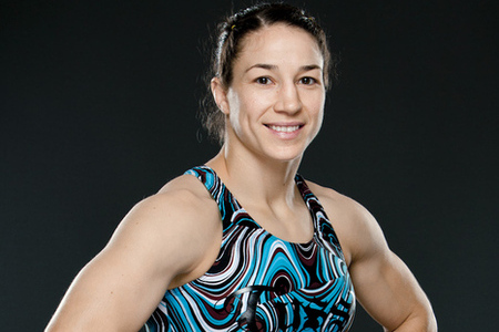 Undefeated Olympic Silver Medalist Sara McMann Signs with Strikeforce