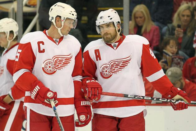 Detroit Red Wings: Henrik Zetterberg Is the Best Choice for Next Captain