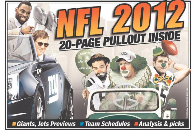 New York Post Manages to Clown NY Jets Ahead of Assumed Awful Season