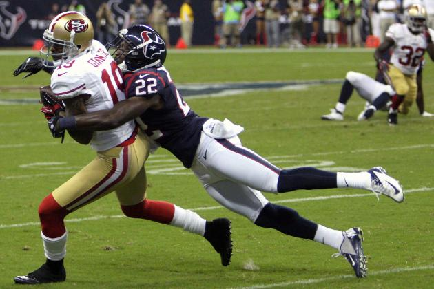 2012 NFL Playoff and Super Bowl Predictions: 49ers vs. Texans
