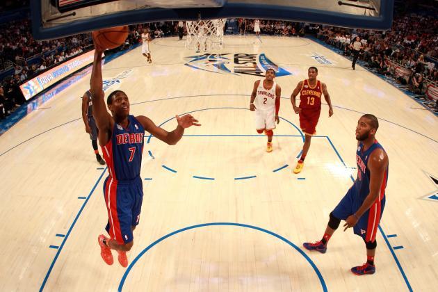 NBA Podcast: Detroit Pistons 2012-13 Complete Season Preview