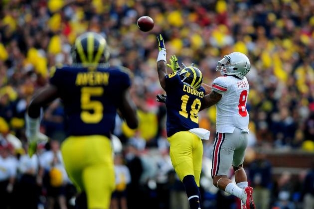 Blake Countess' ACL Tear Turns Michigan Secondary from Strength to Weakness