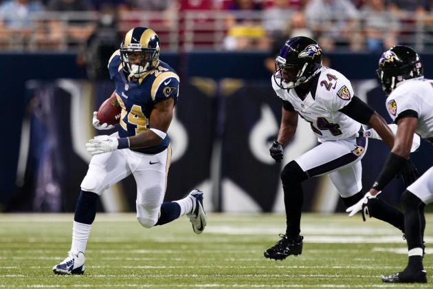 Fantasy Football Sleepers 2012: Late-Round Picks That You Will Regret Passing on