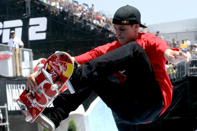 Ryan Sheckler: Skateboarding Phenom and Regular Joe