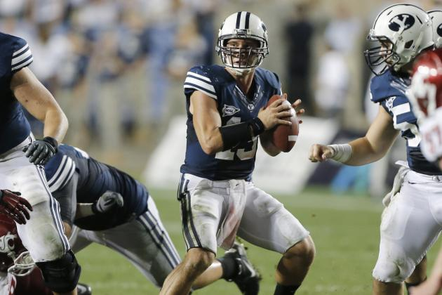 Weber State vs. BYU: TV Schedule, Live Stream, Radio, Game Time and More