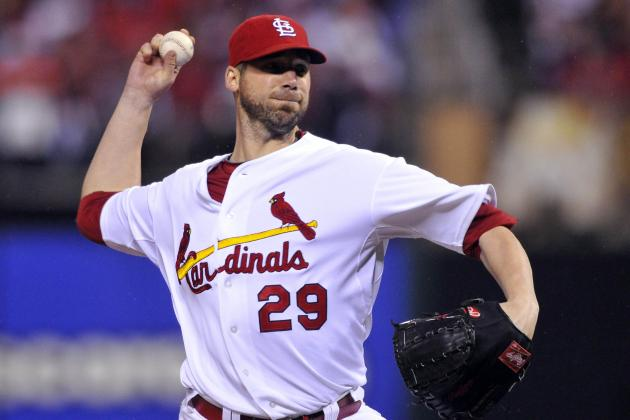 Chris Carpenter: Cardinals Ace Reportedly Set to Return to Mound as Starter