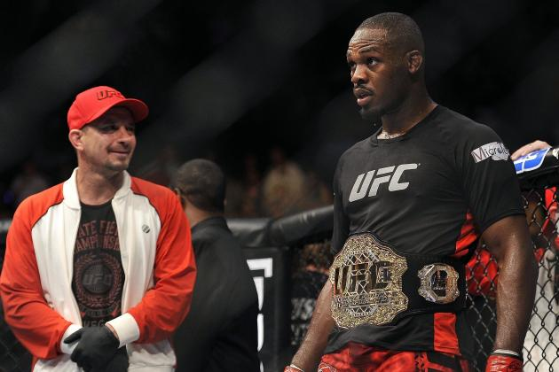 UFC 152: Jon Jones Plays the Race Card in Sprawling, Fact-Impaired Interview