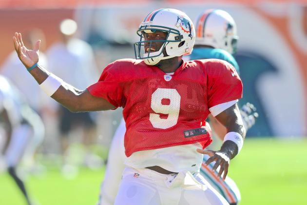 What We Learned from David Garrard's Release, Miami Dolphins' Handling of QBs