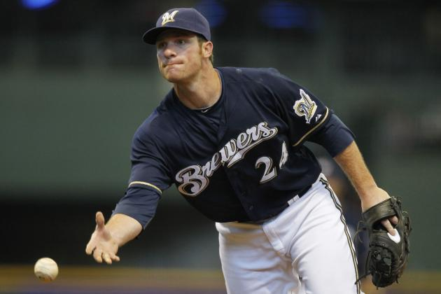 Mat Gamel: Why the Brewers First Baseman Could Be Traded
