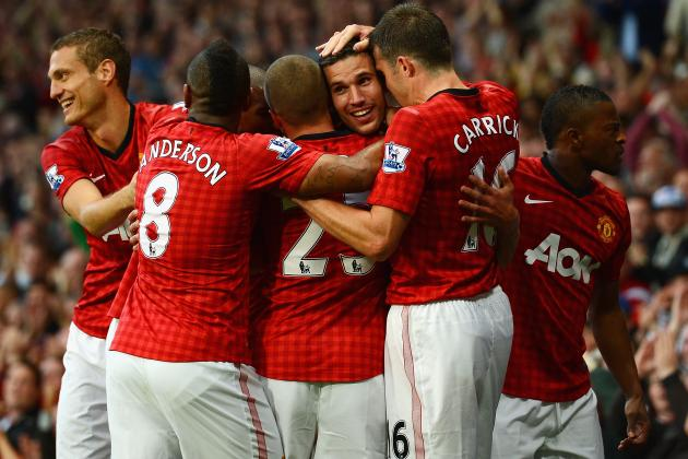 Manchester United EPL News: Manchester United Name EPL Squad