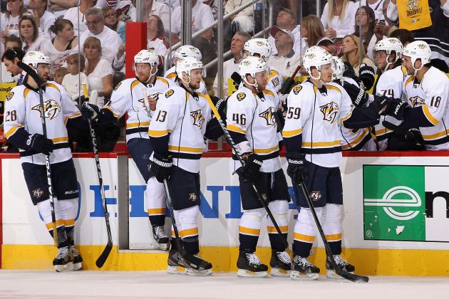 Nashville Predators: How Would a Lockout Affect the Predators?