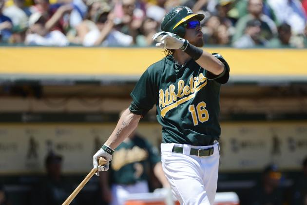 MLB Awards Oakland Athletics' Josh Reddick with Overdue Recognition