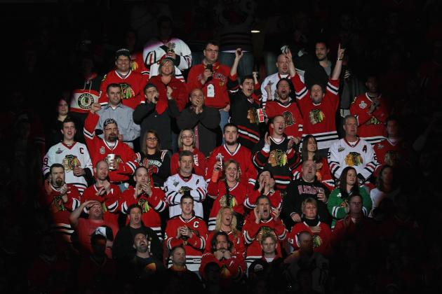 Chicago Blackhawks: The NHL, Coach Q, Stan the Man and This and That