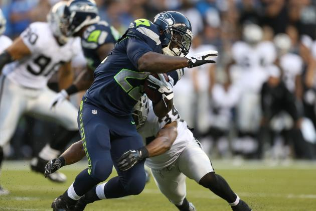 Robert Turbin: Seattle Seahawks' Rookie Should Be Owned in All Fantasy Leagues