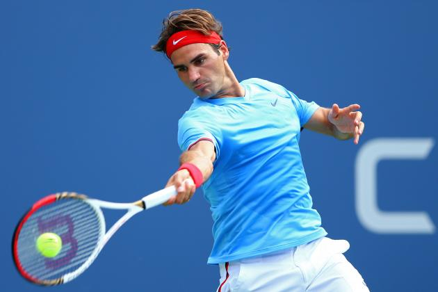 Roger Federer: Legend Will Capture 6th US Open Title