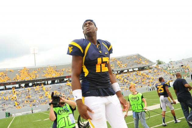 West Virginia Football: Geno Smith Is Top Heisman Trophy Candidate After Week 1