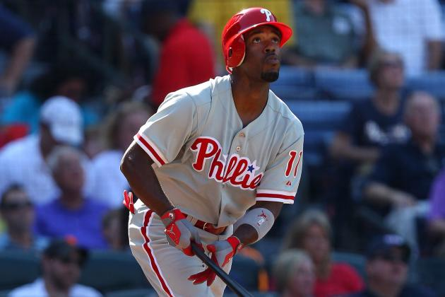 Philadelphia Phillies: Jimmy Rollins' 2,000 Hits Part of His Enigmatic Equation