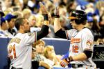 O's Catch Yanks in AL East Race