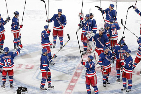NHL Rumors: New York Rangers Whispers