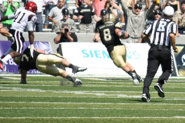 Army Football: Head Coach Rich Ellerson About Season
