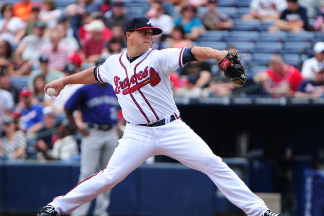 Kris Medlen: Is the Atlanta Braves Starter Seriously THIS Good?