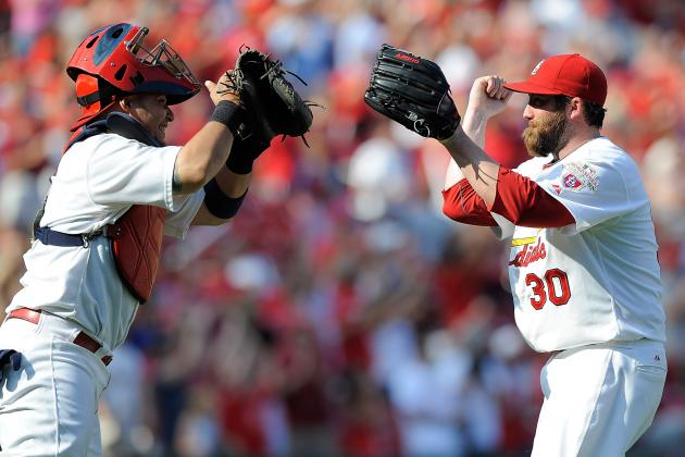 St. Louis Cardinals Closer Jason Motte Has Now Earned His Title