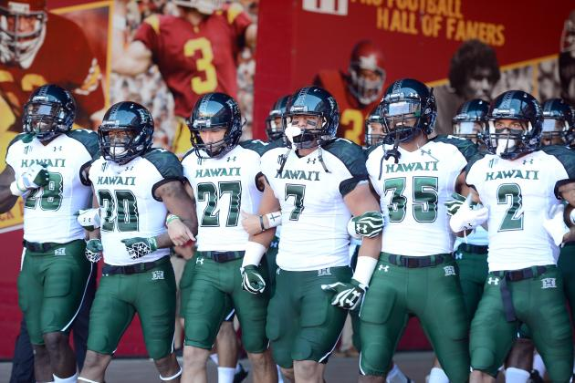 Hawaii Football: Warriors Rough Start to 2012 Had Few Bright Spots