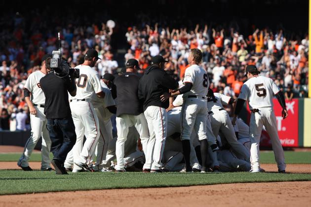 San Francisco Giants: Why This Year's Team Is Better Than the 2010 Team