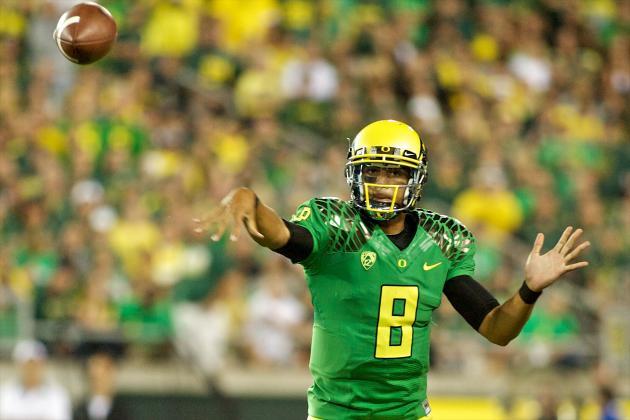 Oregon Football: Mariota Needs to Play 60 Minutes Against Fresno State