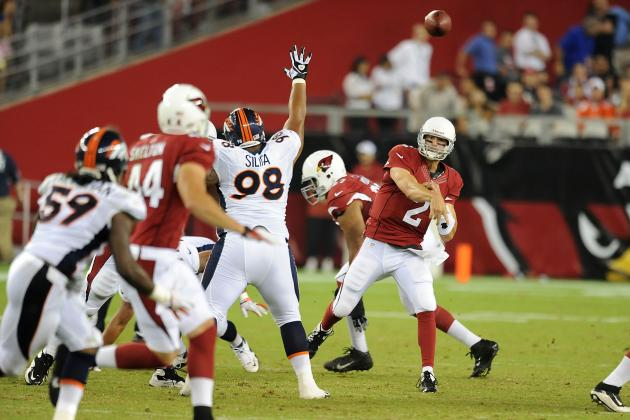 NFL Preseason 2012: Can the Arizona Cardinals Handle Their Schedule?