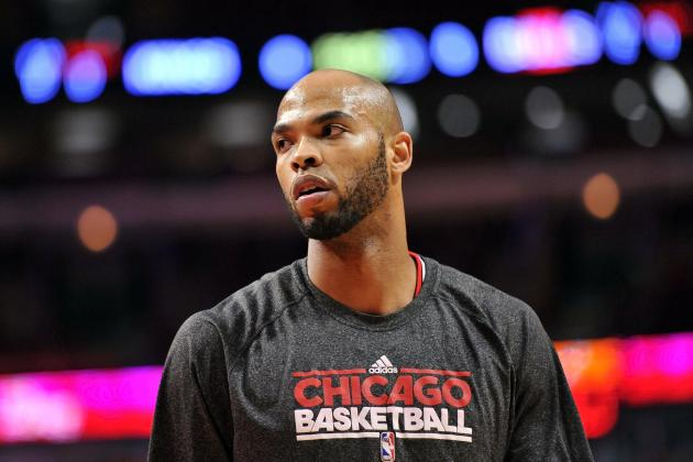 How Taj Gibson Is Invaluable to Chicago Bulls' Future