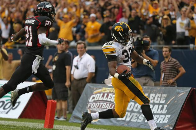 Iowa Hawkeyes Escape Chicago with a Win over Northern Illinois at Soldier Field