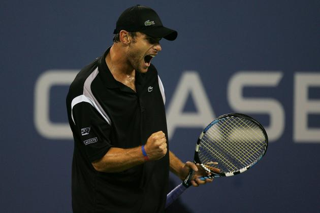 US Open Tennis 2012: Andy Roddick Is His Generation's Best American Men's Player