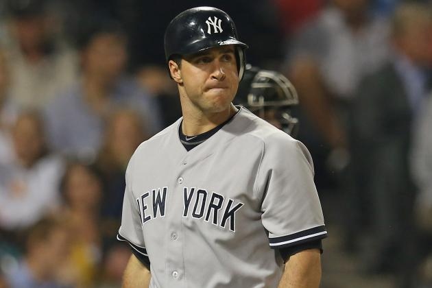 New York Yankees: How Mark Teixeira's Injury Will Change AL East Playoff Picture