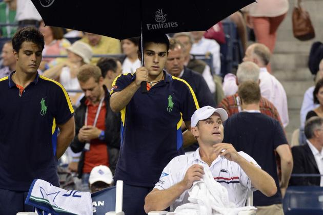 US Open Tennis 2012: Updated Odds for Every Remaining Competitor