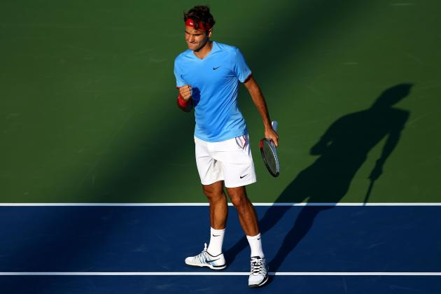 US Open Tennis 2012: Roger Federer Takes on Berdych for a Place in the Semis