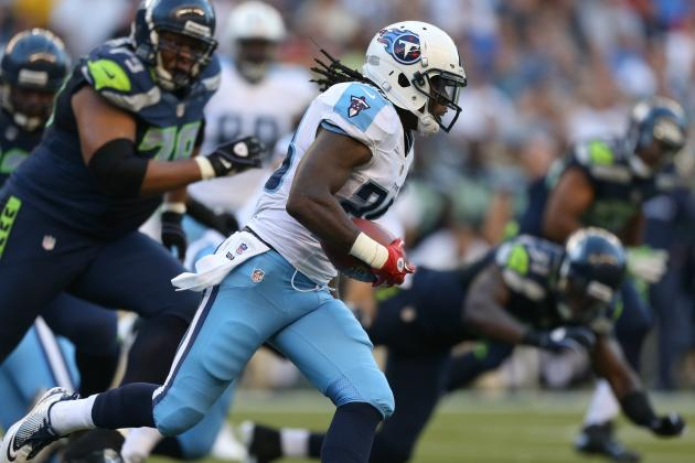 Chris Johnson Needs to Run the Football, Not His Mouth