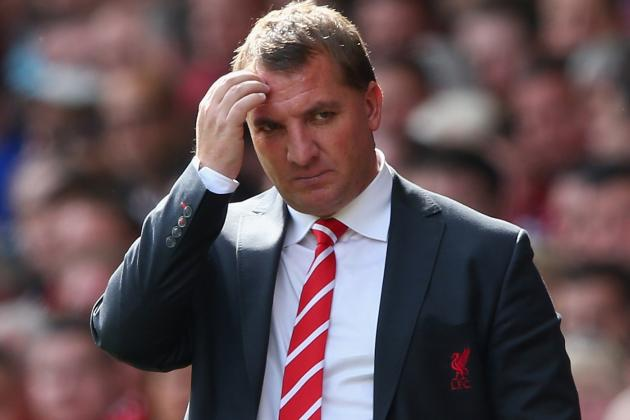 Liverpool: Brendan Rodgers Needs Points, but the League Doesn't End in September