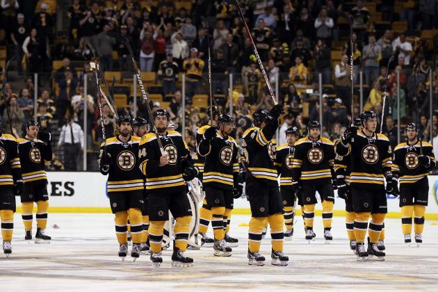 Boston Bruins: Will Anything Shy of a Stanley Cup Make 2012-13 a Failure?