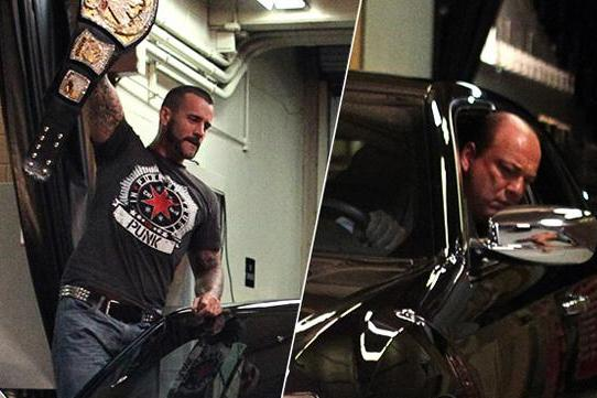 WWE: CM Punk & Paul Heyman's Connection to Ric Flair & Bobby Heenan