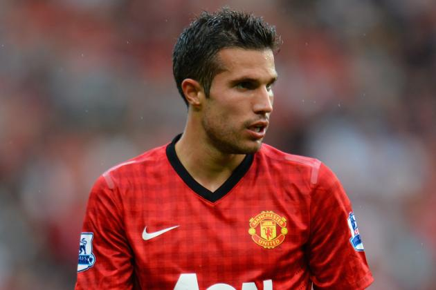 How Long Will It Take RVP to Get Fully Comfortable with Manchester United?
