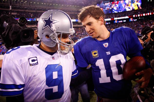 Dallas Cowboys vs. New York Giants: Predicting Winners of the Game's 4 Key Duels