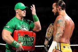 WWE: What Will Be Gained from CM Punk vs. John Cena?