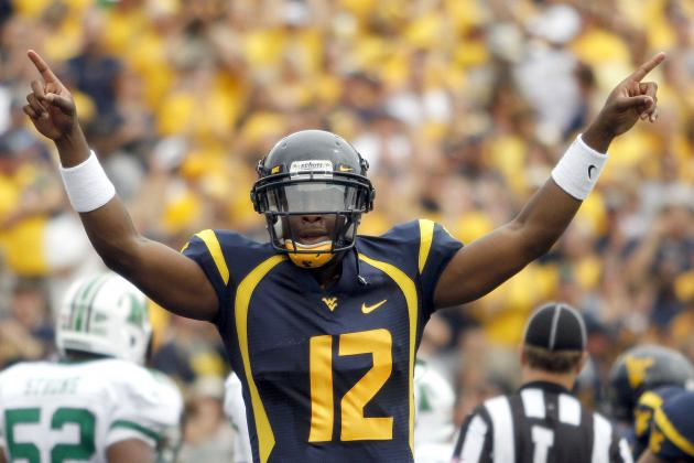 Breaking Down West Virginia's Geno Smith and Why He Is Not This Year's RGIII