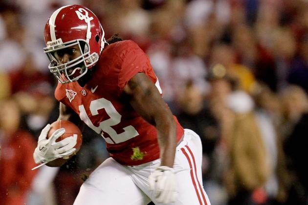 Alabama Claims Top Spot in AP Poll