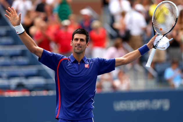 Roddick vs. Del Potro: Round of 16 Winner Will Fall to Djokovic in Quarters