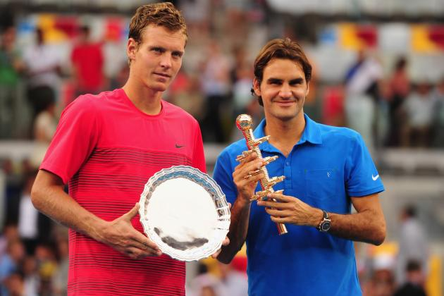 Federer vs Berdych: What to Expect in US Open Quarterfinals Matchup