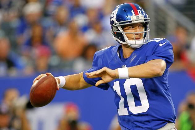 New York Giants vs. Dallas Cowboys: Fantasy Football Start 'Em or Sit 'Em