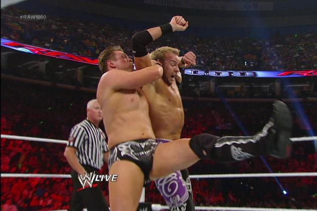 WWE Analysis: Why the Miz Is on His Way Up